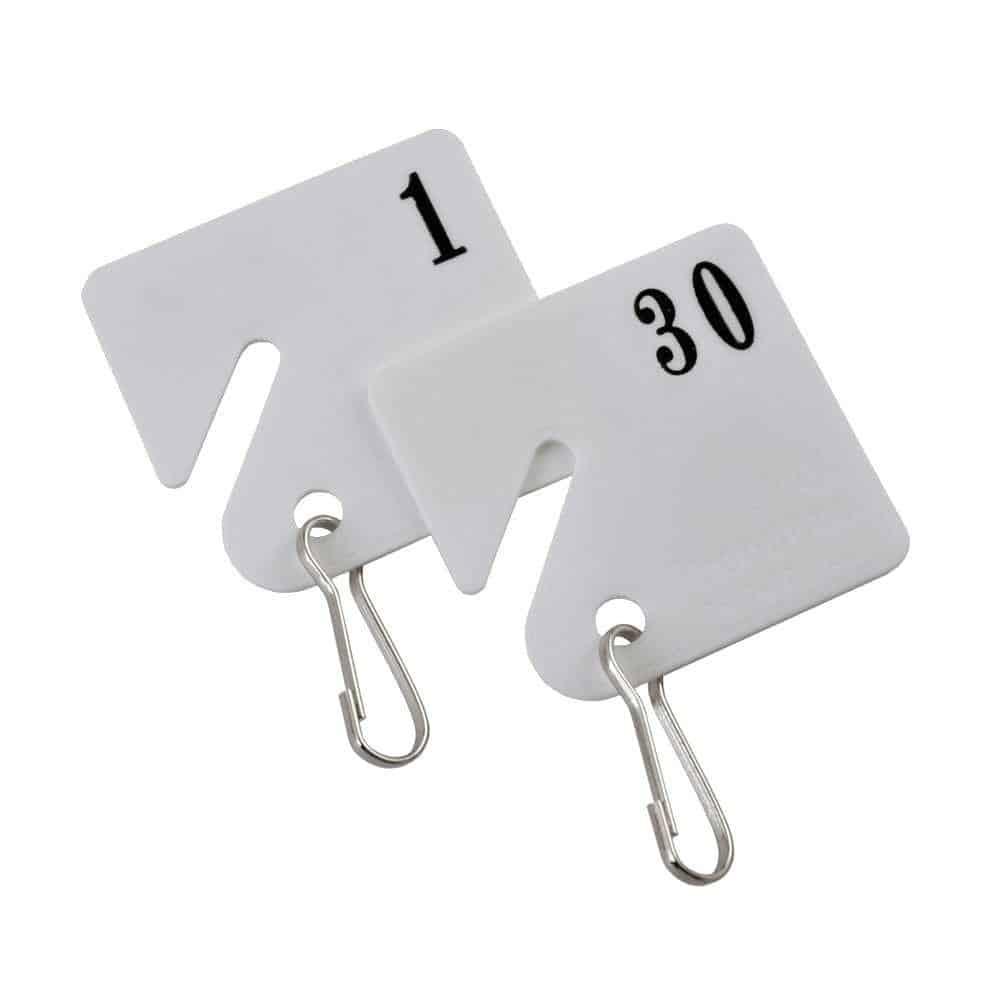 PVC tags