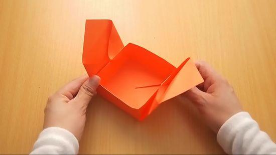 doos opzetten